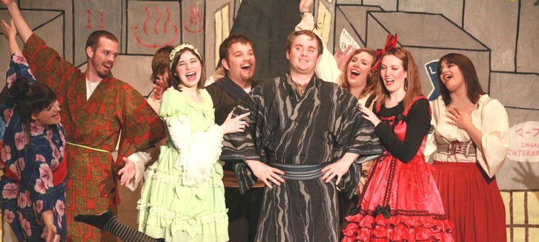 2012 - Everyone loves Gaston